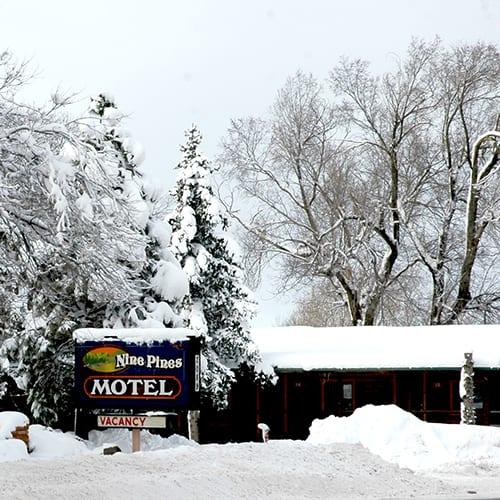 Pinetop-Lakeside lodging (image)