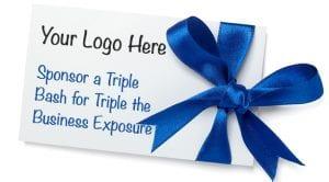 Sponsor a Triple Bash banner (image)
