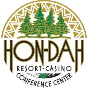 Hon-Dah Resort, Casino, & Conference Center logo (image)