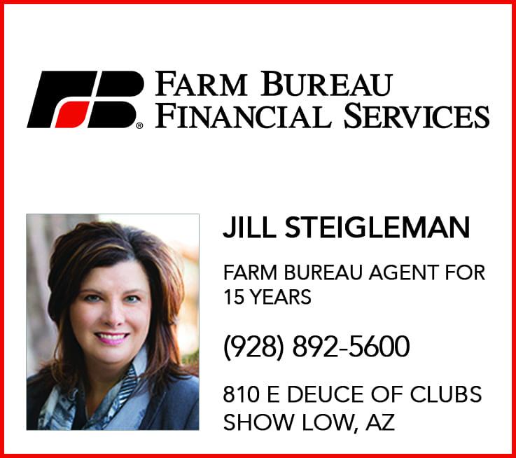 Jill Steigleman Farm Bureau Insurance