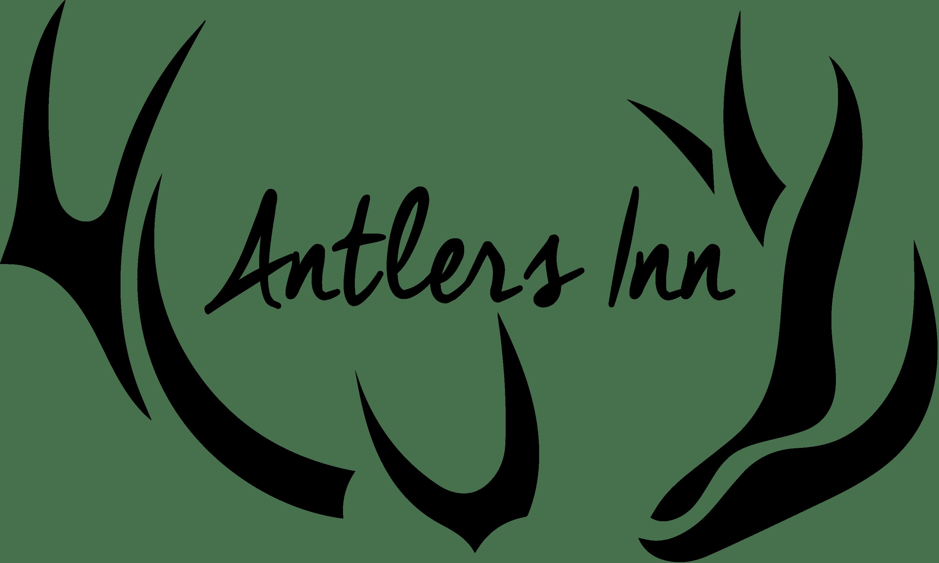 Antlers Inn logo (image)