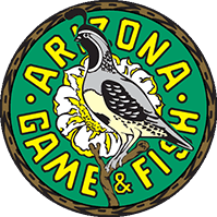 Arizona Game & Fish Department logo (image)