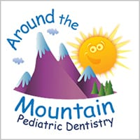 Around the Mountain Pediatric Dentistry logo (image)