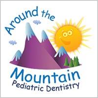 Around the Mountain Pediatric Dentistry logo (image)