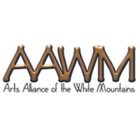 Arts Alliance of the White Mountains logo (image)