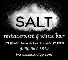 Salt Restaurant & Wine Bar tile ad (image)