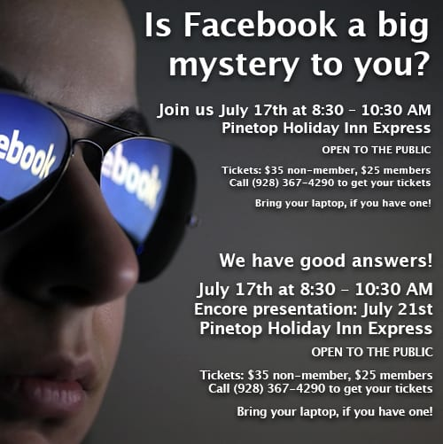 Facebook Workshop for Business tickets (image)