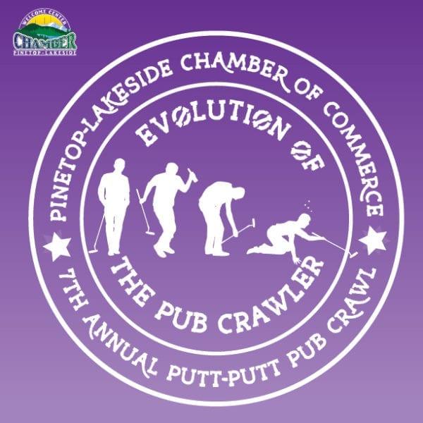 7th Annual Putt Putt Pub Crawl team registration (image)