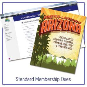 Standard Membership Dues