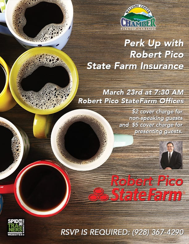 Robert Pico Perk Up