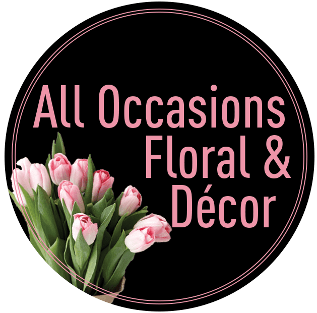 All Occasions Floral & Décor logo (image)
