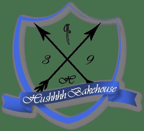 Hushhh Bakehouse logo (image)