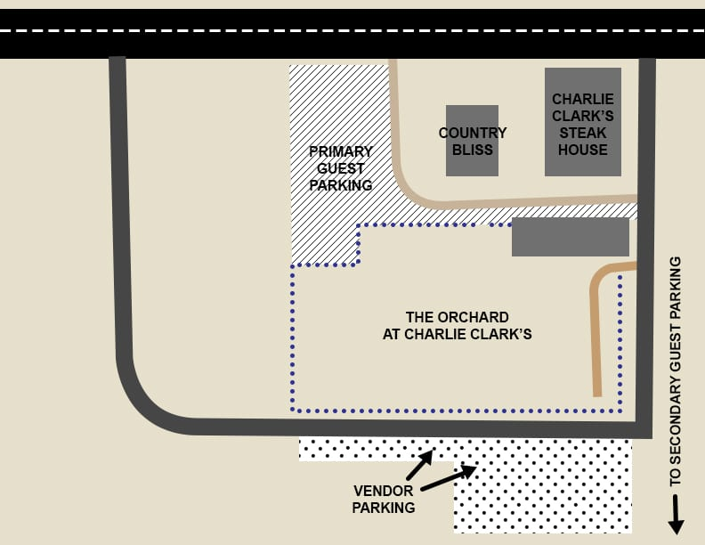 The Orchard at Charlie Clark's plat (image)