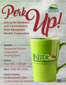 Navopache Electric Cooperative Perk Up filer (image)