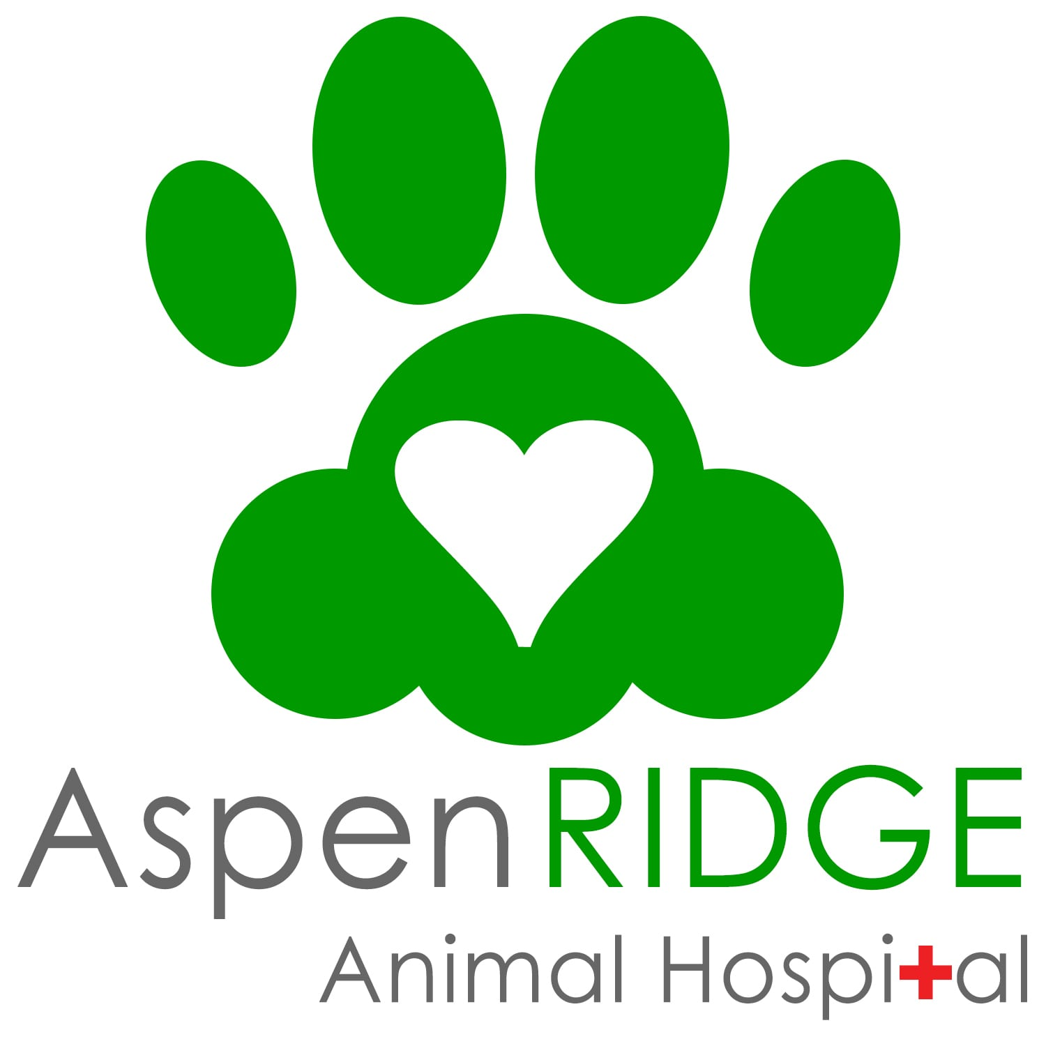 Aspen Ridge Animal Hospital square logo (image)