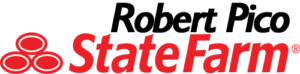 Robert Pico State Farm Insurance logo