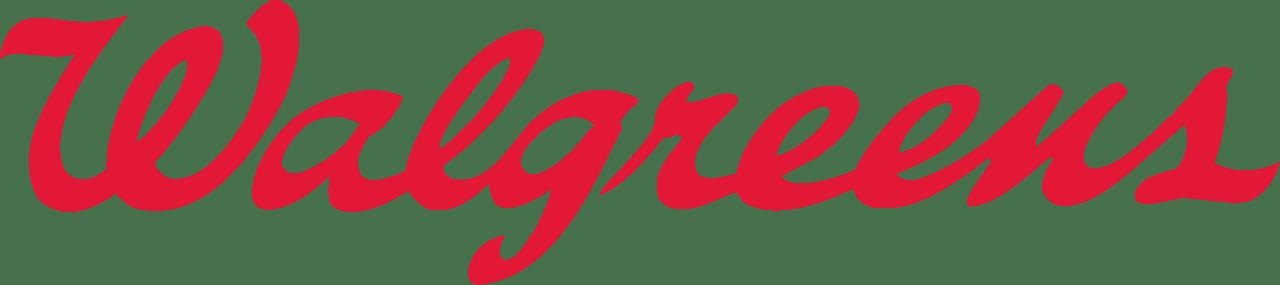 Walgreens logo (image)