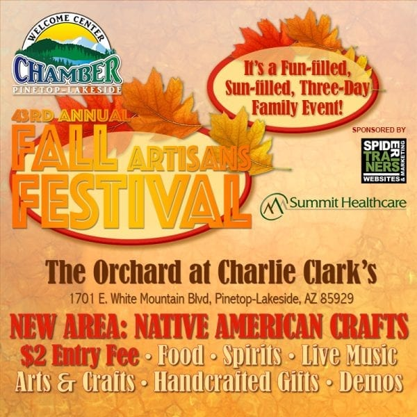 Fall Artisans Festival tickets (image)