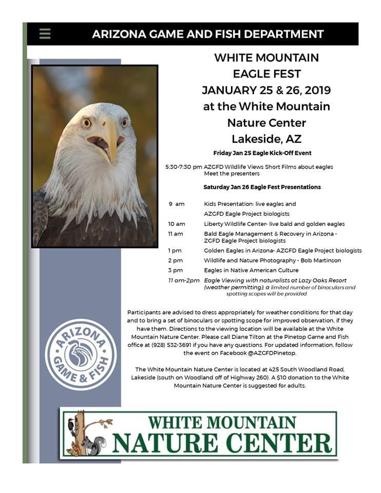 Eagle Fest flier (image)