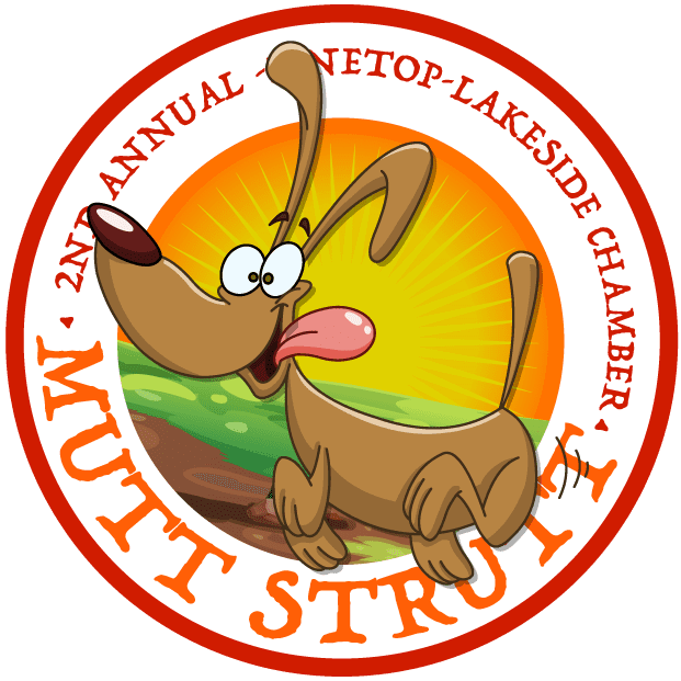 2nd Annual 4th of July Mutt Strutt logo (image)
