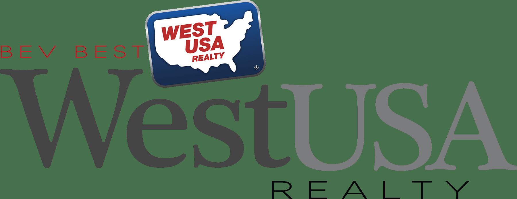 Bev Best, REALTOR®, WestUSA Realty logo (image)