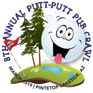 Putt Putt Pub Crawl team tickets (imae)