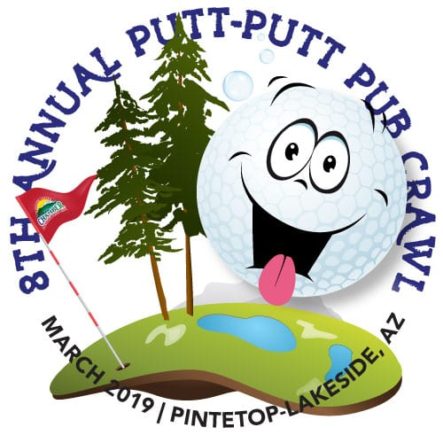 Putt Putt Pub Crawl team tickets (imae)