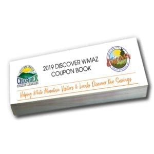 2019 Discover WMAZ Coupon Book (image)