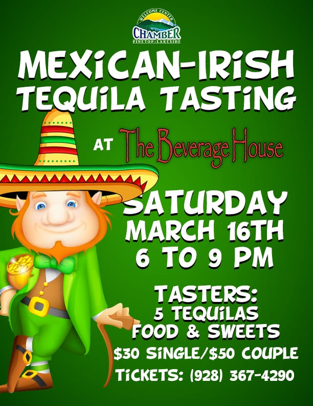 2nd Annual Tequila Tasting flier (image)