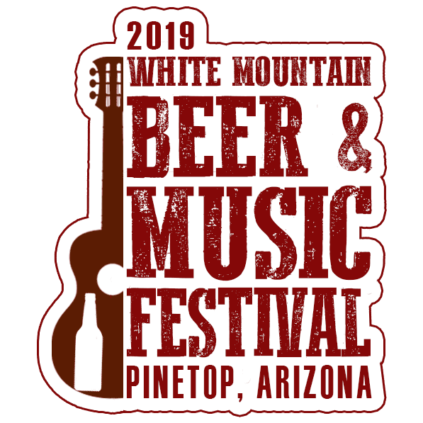 White Mountain Beer & Music Festival logo (image)