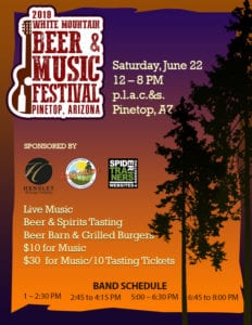 White Mountain Beer & Music Festival (image)