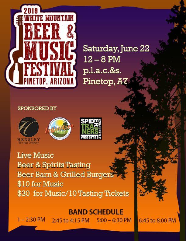 White Mountain Beer & Music Festival (image)