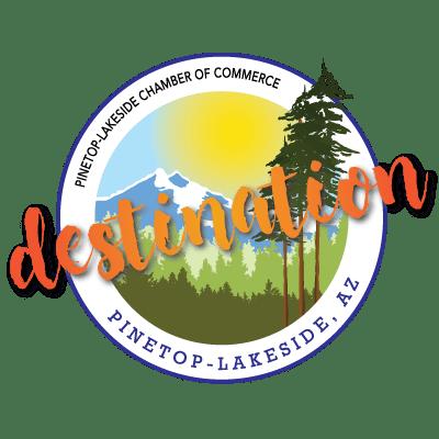 Destination Pinetop logo (image)