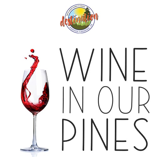 Wine in Our Pines tickets (image)