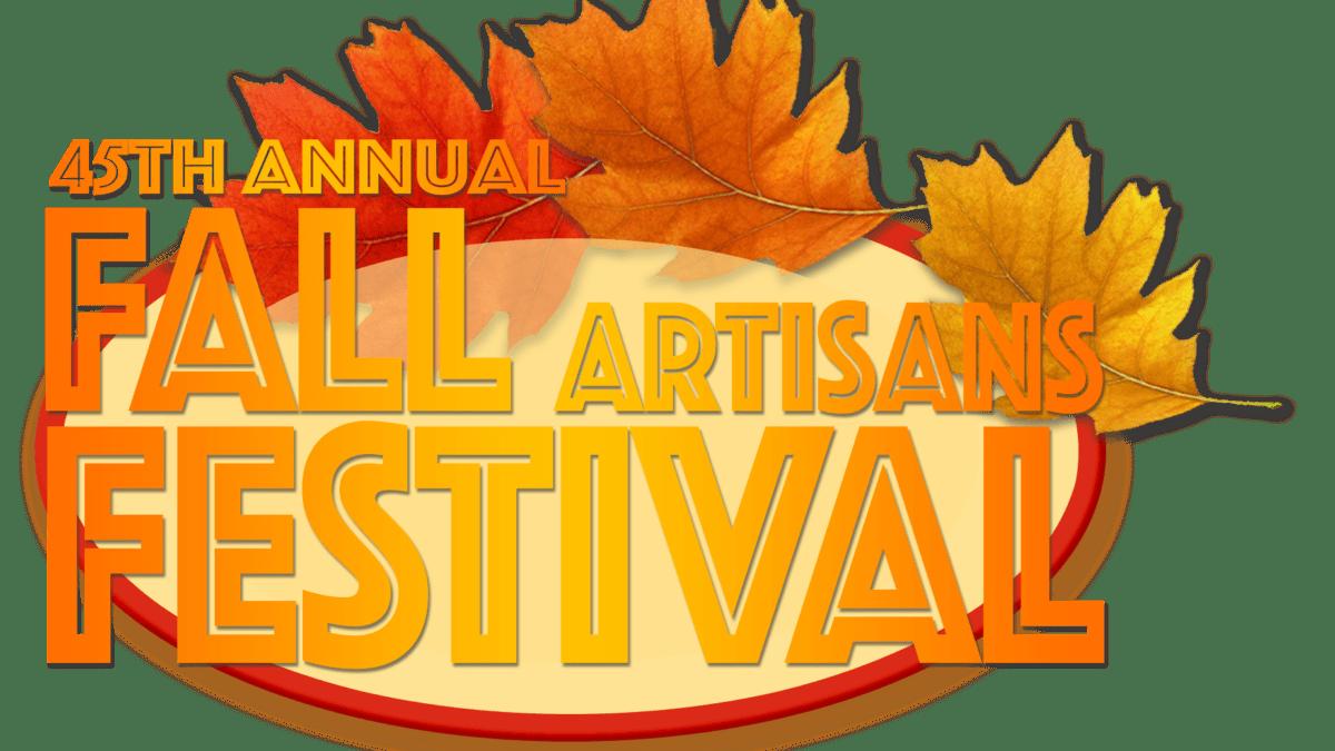 45th Annual Fall Artisans Festival logo
