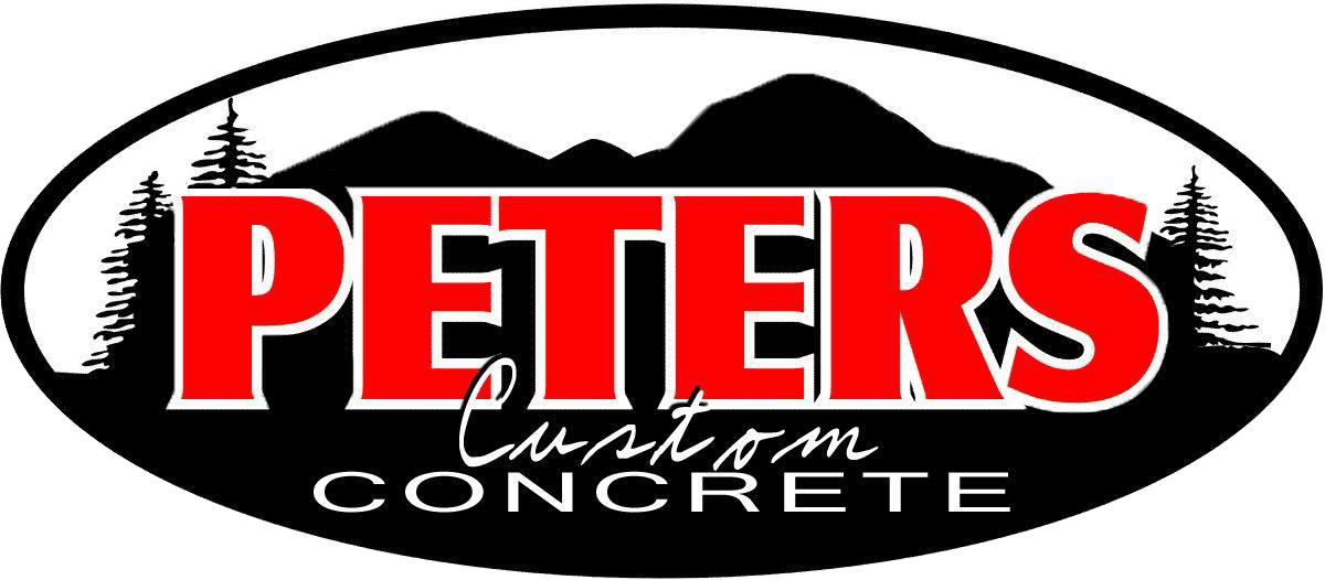 Peters Custom Concrete logo