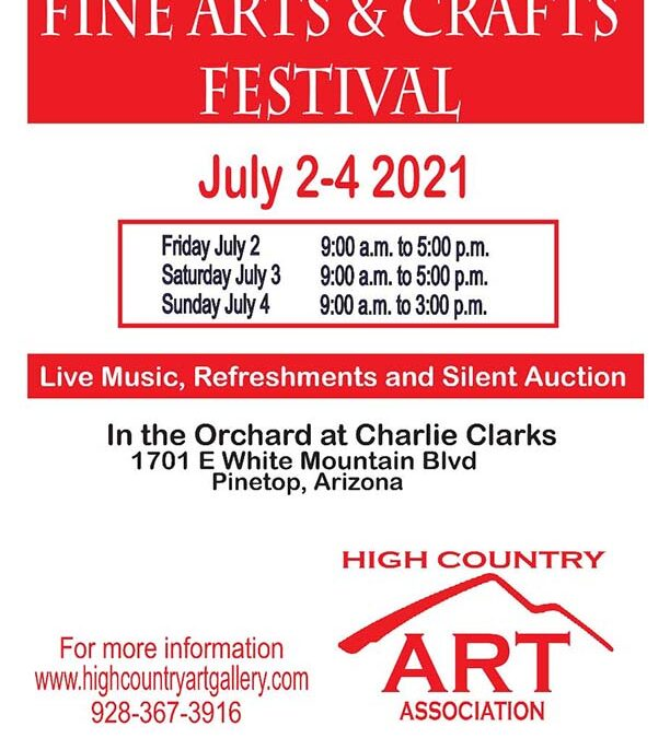 High Country Arts Festival